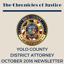 The Chronicles of Justice October 2016 Newsletter