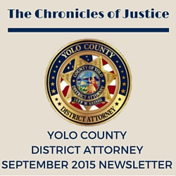 The Chronicles of Justice September 2015 Newsletter