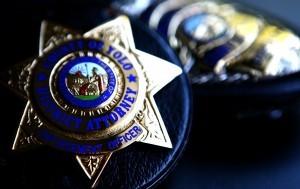 Enforcement Officer Badge