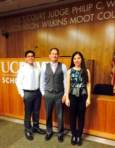 Legal Interns with Jonathan