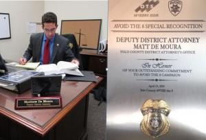 Yolo DUI Prosecutor Matt De Moura