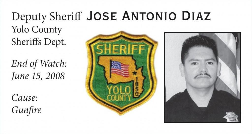 Deputy Sheriff Jose Antonio Diaz