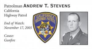 Patrolman Andrew Stevens