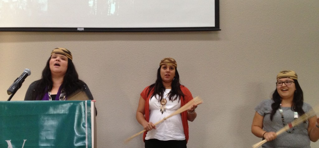 Native American Presenters