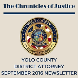 The Chronicles of Justice September 2016 Newsletter
