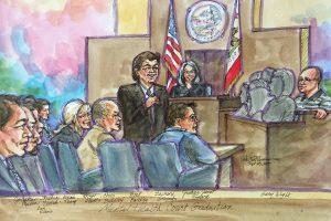 Mental Health Court Sketch
