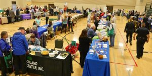 A photo from a recent Yolo County Senior Resource and Crime Prevention Fair