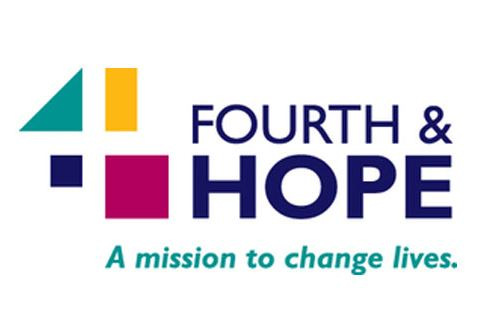 Image depicts 4th and Hope logo