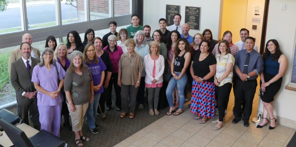 Photo depicts the graduates of the 2018 Citizens Academy.