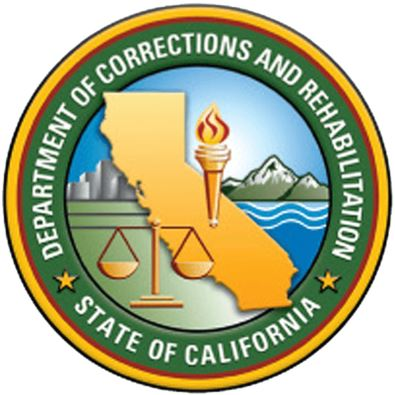 Image depicts the CDCR logo